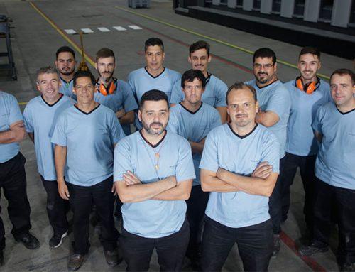 Arcángel Maggio inauguró su nueva planta en Uruguay